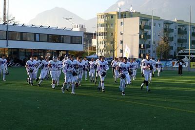 2018; AFBÖ; Raiders Tirol; American Football; Vienna Vikings; U15; Youth2018; Youth; Bowl; XXII