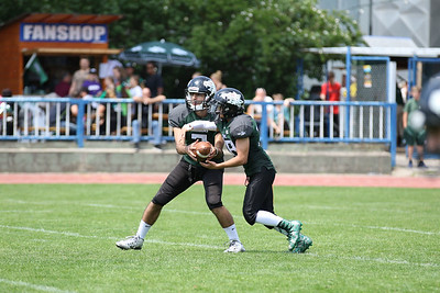 2018; AFBÖ; American Football; Danube Dragons; Vienna Vikings; U18; Youth