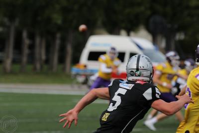 2018; AFBÖ; Raiders Tirol; American Football; Vienna Vikings; U18; Youth