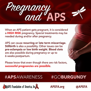 Pregnancy and APS