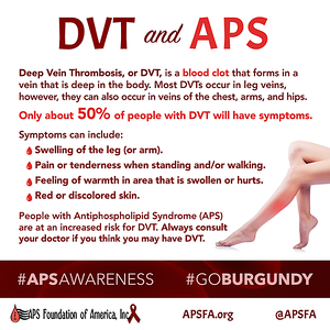 DVT and APS