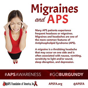 Migraines and APS
