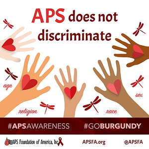 APS Does Not Discriminate