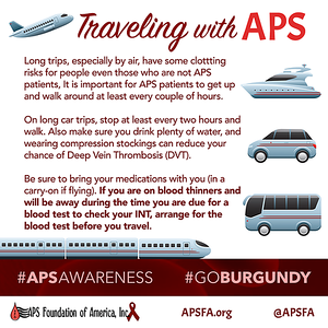 Traveling with APS