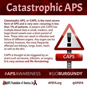Catastrophic APS