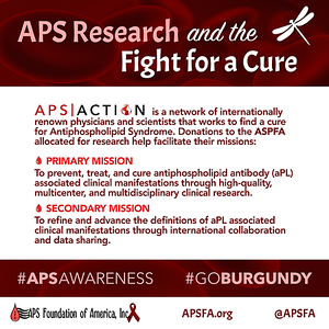 APS ACTION and the Fight for the Cure