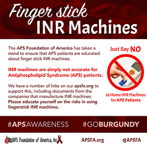 Finger Stick INR Machines