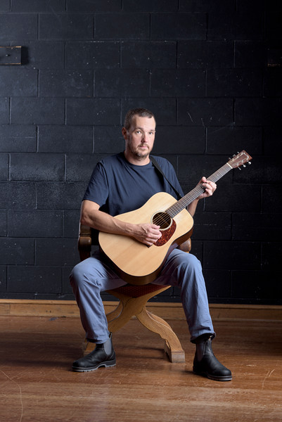 John Harrell.  Photo by Michael Bailey.