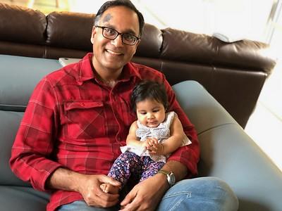 Baby A + Family, Los Altos, CA, Mar 2018