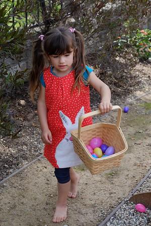 Easter, Mar/Apr 2018