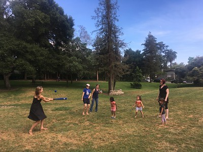 Garfield Park Play Date, May 2018