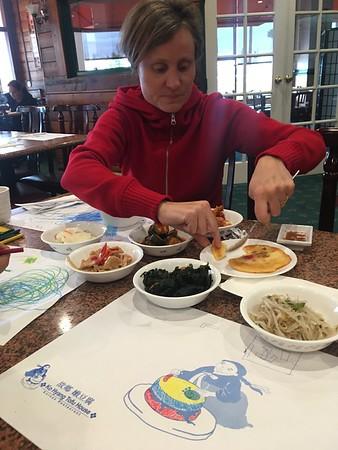 Ko Hyang Tofu House Korean BBQ, May 2018