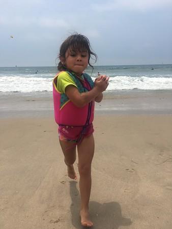 Santa Monica Beach, Jul 2018
