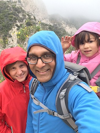 Switzer Falls Hike, Mother's Day, May 2018