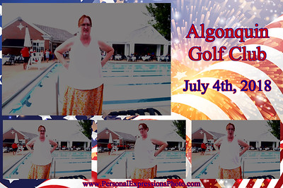 2018 - Algonquin July 3rd