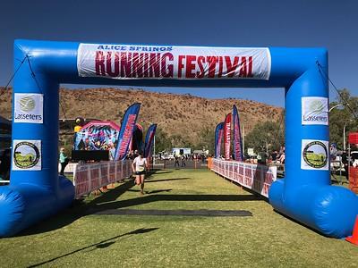 2018 Alice Springs Running Festival