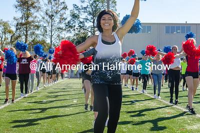 All American Rehearsal P.M. - SR