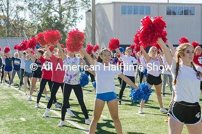 All American Rehearsal P.M. - SR2
