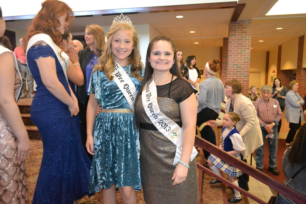 . Darian McCormick - Morning Sun  The 2018 Queen of Scots Pageant