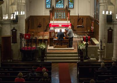 Alumni Weekend Organ Concert & Reception