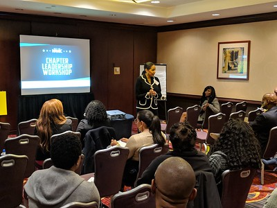 2018 Chapter Leadership Workshop