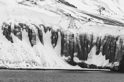 detail of Deception Island