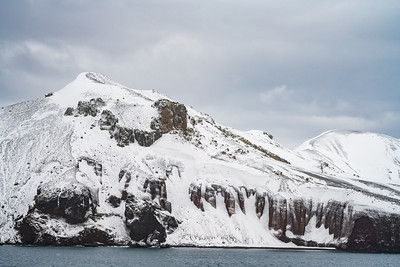 entrance to Deception Island