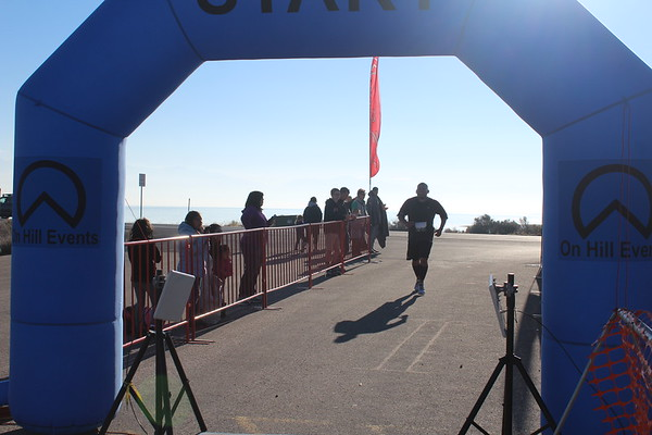 2018 Antelope Island Marathon
