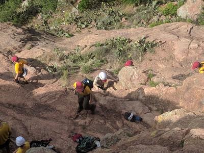 2018 April Climbing Campout