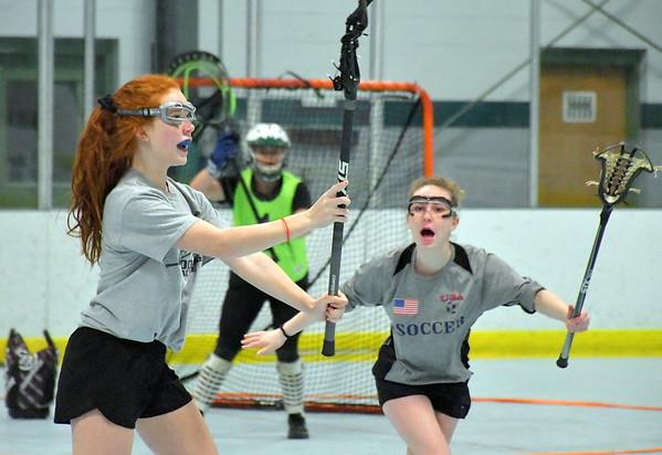 Girls Lacrosse 040518