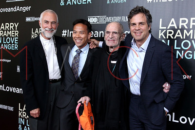 "NEW YORK, NY - JUNE 01:  The ""Larry Kramer In Love And Anger"" New York Premiere at Time Warner Center on June 1, 2015 in New York City."