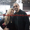 NEW YORK - MARCH 29:  Coco and Ice-T at the 2018 New York International Auto Show Gala Preview at the Jacob Javits Center on March 29, 2018 in New York City. (Photo by Gregory Partanio/ManhattanSociety)