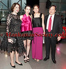 NEW YORK - MARCH 29:   Maria Yang, Philip L Yang & Family at the 2018 New York International Auto Show Gala Preview at the Jacob Javits Center on March 29, 2018 in New York City. (Photo by Gregory Partanio/ManhattanSociety)