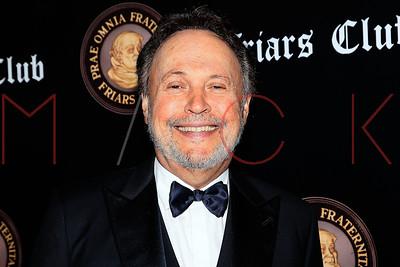 New York, NY - November 12:  The Friars Club Entertainment Icon Award to Billy Crystal at The Ziegfeld Ballroom