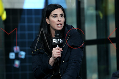 New York, NY - November 19:  Sarah Silverman visits the Build Series to discuss Ralph Breaks the Internet' and 'I Love You America'.