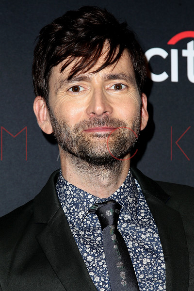 NEW YORK, NY - OCTOBER 10:  David Tennant at David Tennant Talkes Doctor Who at PaleyFest New York 2018, Paley Center for Media, New York, NY, United States   October 10, 2018. (Photo by Steve Mack/S.D. Mack Pictures)