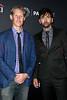 NEW YORK, NY - OCTOBER 10:  Joe McGovern, David Tennant at David Tennant Talkes Doctor Who at PaleyFest New York 2018, Paley Center for Media, New York, NY, United States   October 10, 2018. (Photo by Steve Mack/S.D. Mack Pictures)