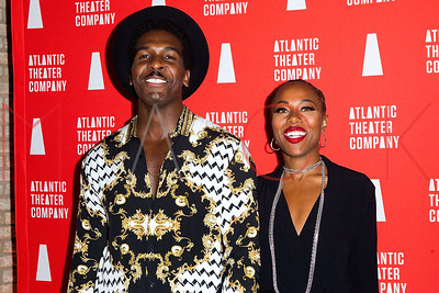 NEW YORK, NY - OCTOBER 15:   FIREFLIES Opening Night on Broadway  at The Atlantic Theater Company Linda Gross Theater.