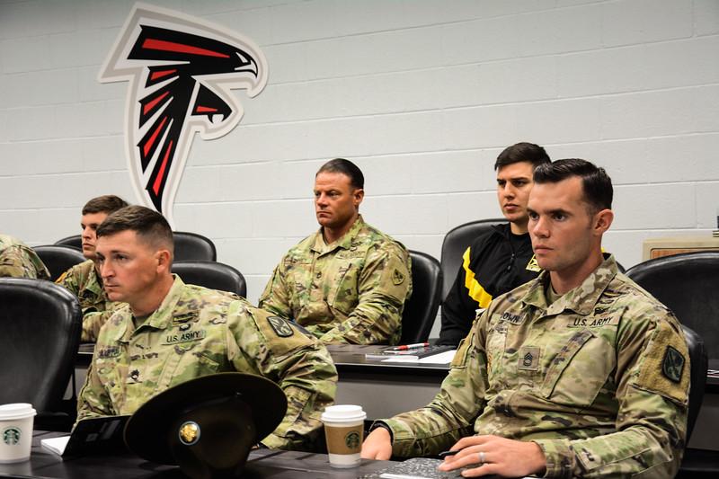 2018 Atlanta Falcons Human Perfromance Summit