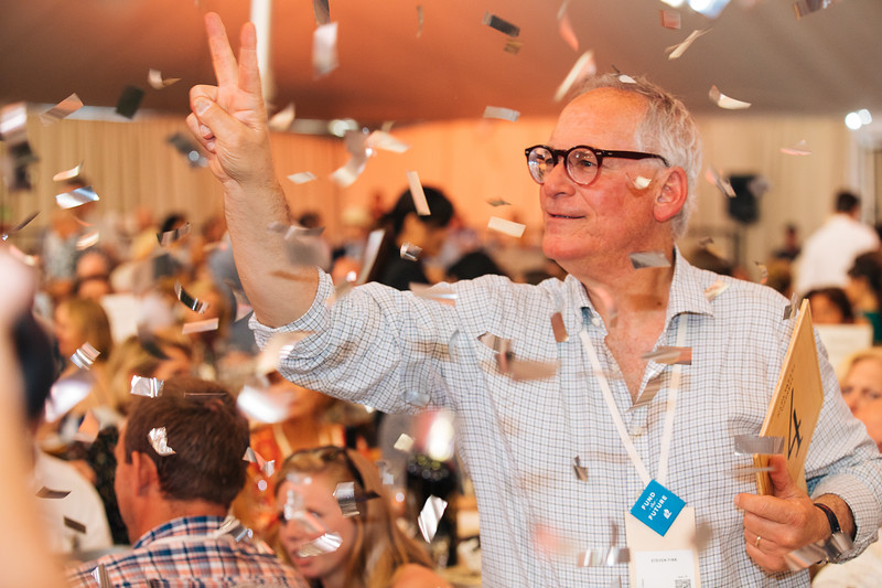 Winning bidder - Auction Napa Valley Live Celebration