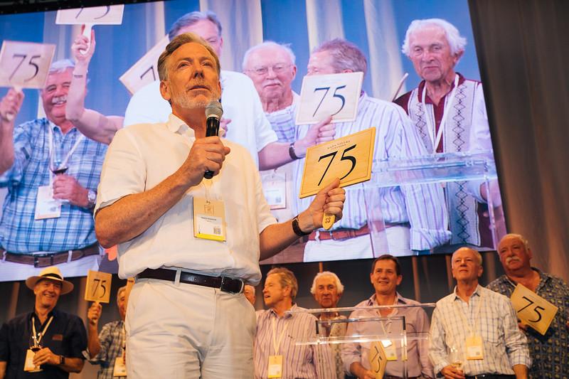 David Pearson, 2018 Napa Valley Vintner board chair - Auction Napa Valley Live Auction Celebration