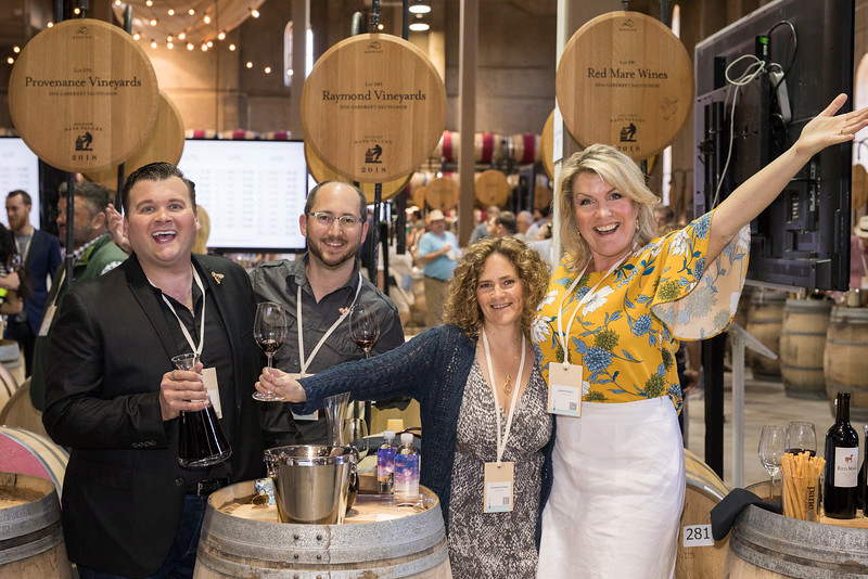 Vintners excited for the Auction Napa Valley Barrel Auction