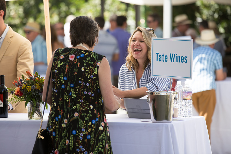 Tate Wines - Auction Napa Valley Barrel Auction