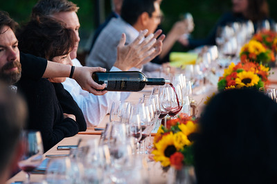 Honig Vineyard and Winery Vintner Hosted Dinner