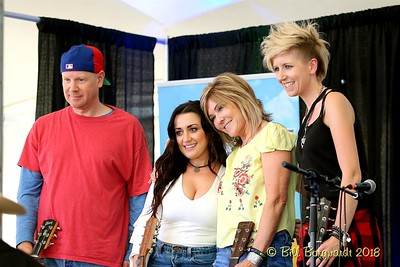 Bob Funk, Kristy Lee Akers, Patricia Conroy, Amy Hef - Songwriters - BVJ 2018 0096