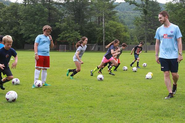 British Soccer Camp 080918