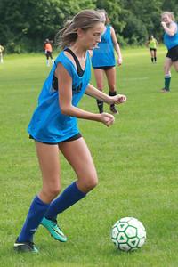 varsity girls woodstock soccer