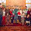 2018 Dec 23  Our Christmas family photo.  All of us together