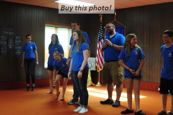 B-B-E Catholic Church Youth Camp 07-20