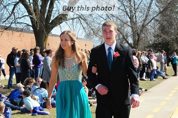 BBE Prom Grand March 04-28